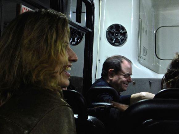 Bus back, 2/4/15