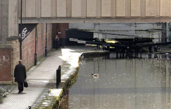 Canal, Manchester, 30/4/15