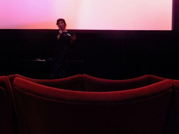 Speaker cinema, 21/5/15