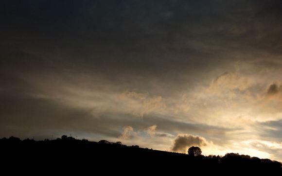 Sunset, 18/5/15