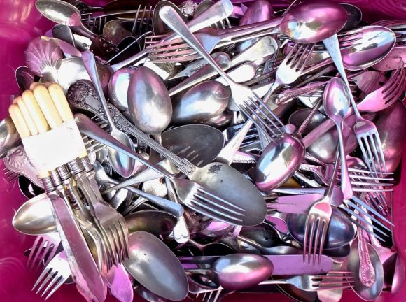 Cutlery, 10/6/15