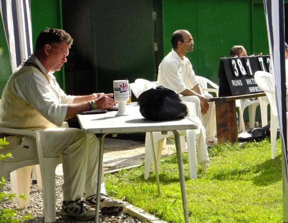 Midsummer cricket, 21/6/15