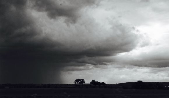 Summer storm, 8/6/15