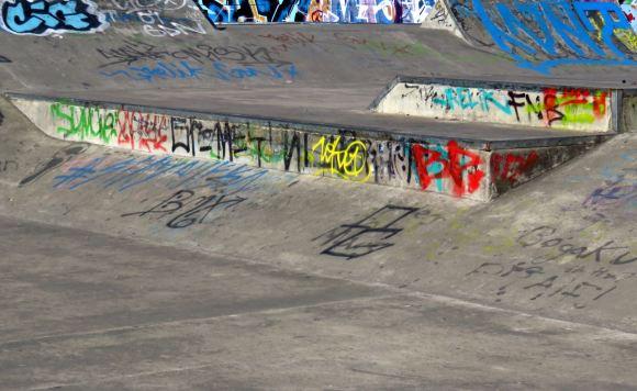 Skate park, 15/7/15