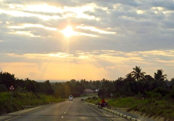 Road from Dar, 26/7/15