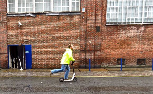 Scooting, 26/8/15