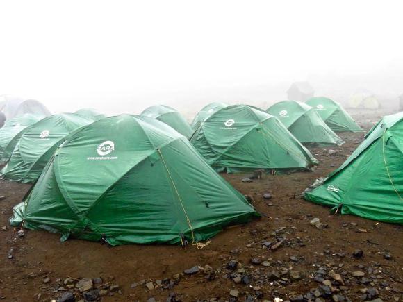 Shira camp, 29/7/15