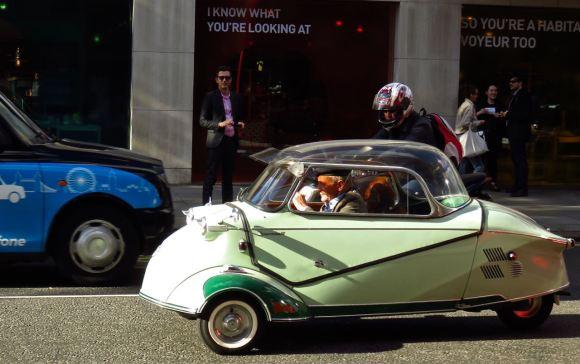 Bubble car, 25/9/15