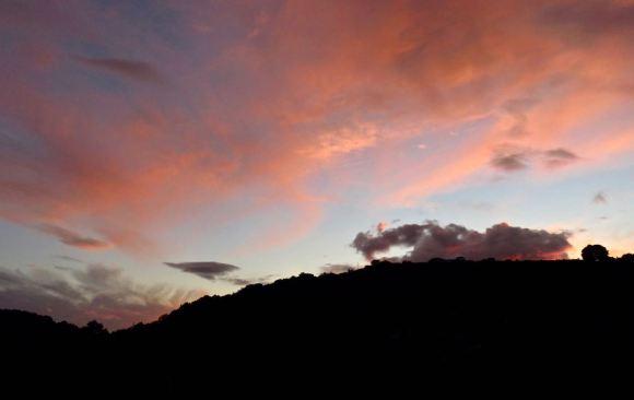 September cloudscape, 1/9/15