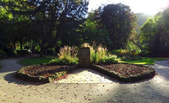 War memorial, 12/10/15