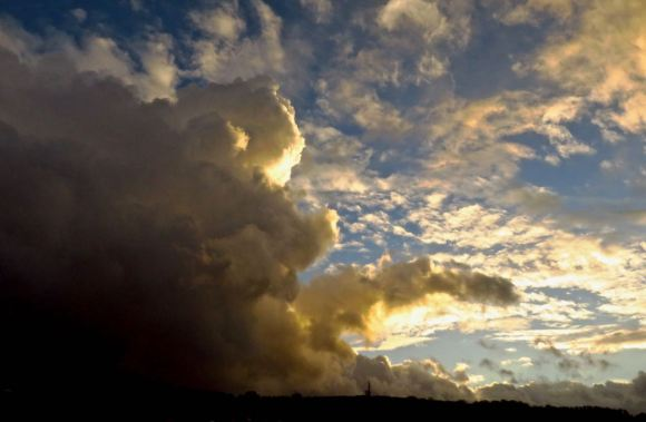 Clearing storm, 18/11/15