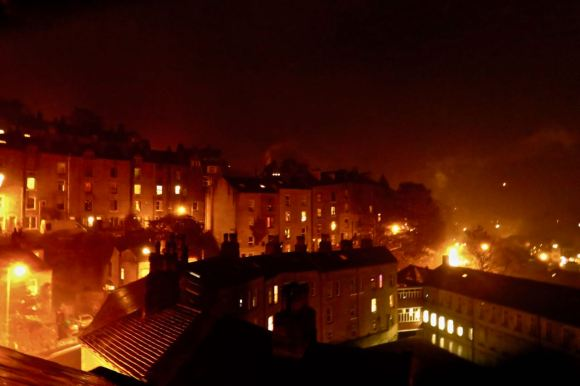 Nutclough, Bonfire Night, 5/11/15