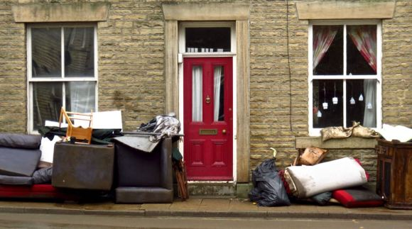 House debris, 28/12/15