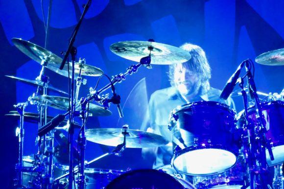 NMA drummer, 5/12/15
