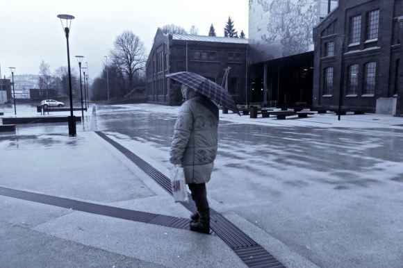 Bad weather, Høgskole, 29/1/16