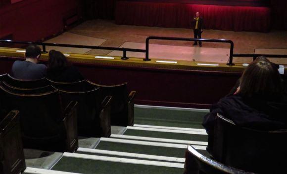 Cinema reopened, 2/1/16