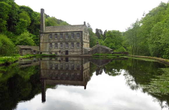 Gibson Mill, 30/5/16