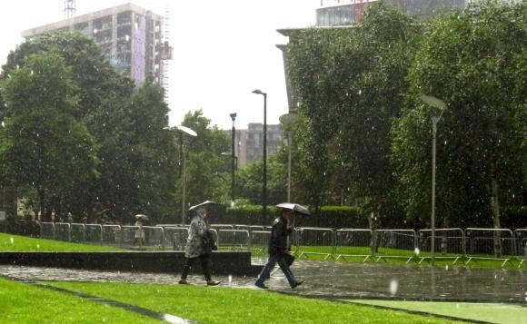 More rain, 29/6/16