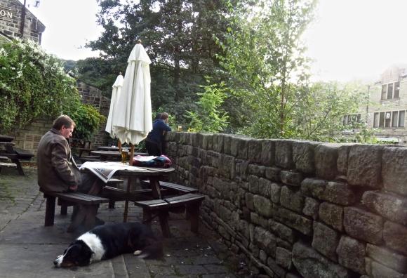 Beer garden, 22/9/16