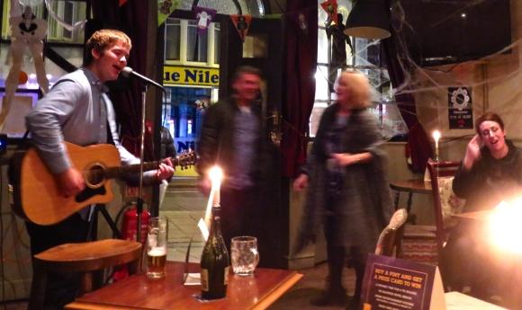 Chequers pub, 21/10/16
