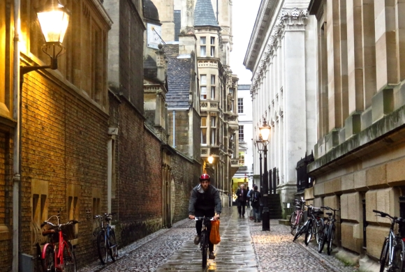 Senate House Passage, 14/11/16