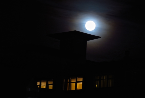 Full moon, 14/12/16