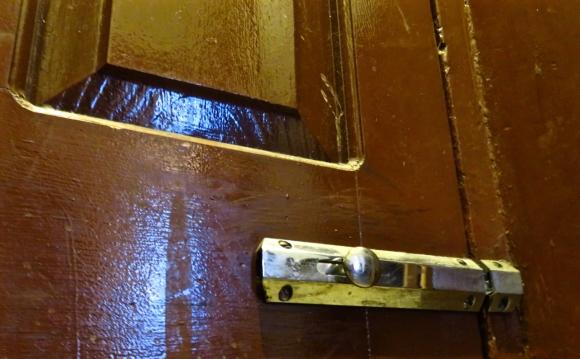 Locked in, 30/12/16
