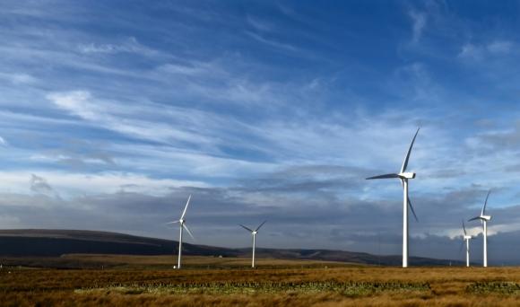 Wind farm, 22/12/16