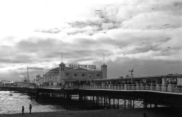 Brighton Pier, 26/2/17