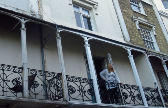 Russell Square, Brighton, 24/2/17