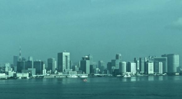 Tokyo bay, 29/3/17