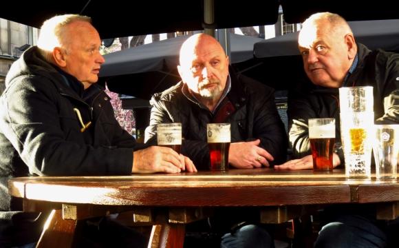 Oyster bar, 12/4/17