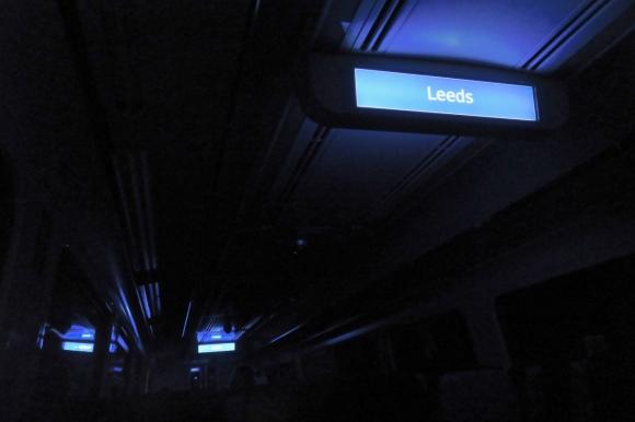 Summit Tunnel, interior, 25/4/17