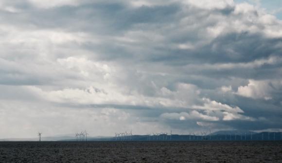 Turbines in Solway, 17/4/17