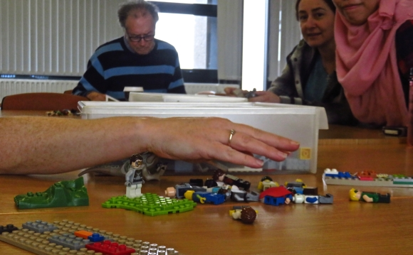 Lego workshop, 16/5/17