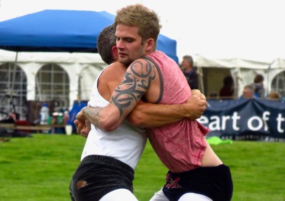 Cumberland wrestlers, 27/7/17