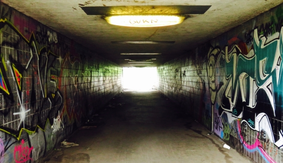 Underpass, 5/7/17