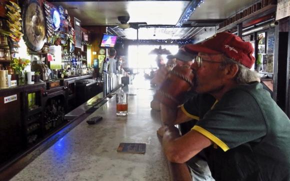 PK's bar, 22/8/17