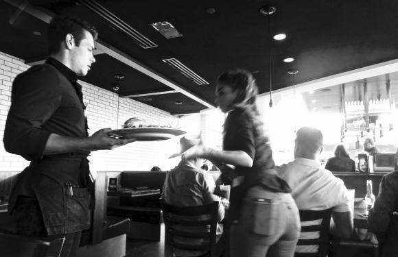 Burgers at O'Hare, 31/8/17