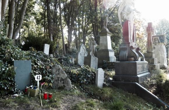Highgate cemetery, 24/9/17