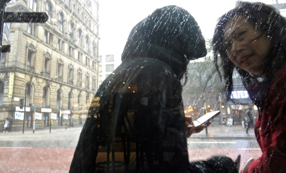 Portland St storm, 11/9/17