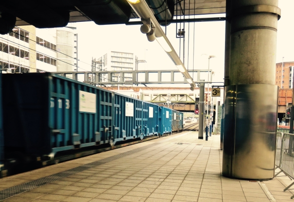 Victoria freight, 26/10/17