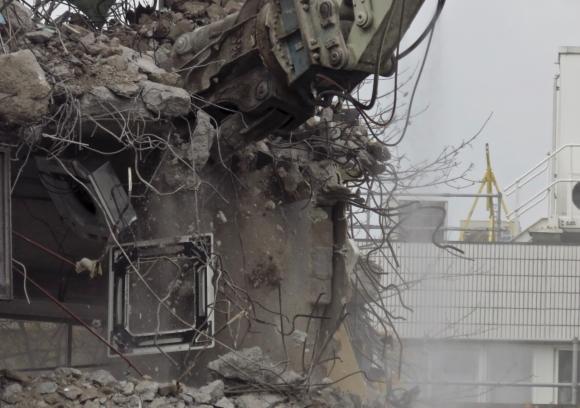 Demolition, 2/11/17