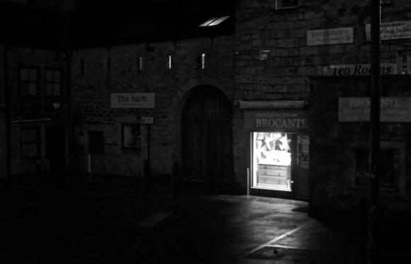 Early shop window, 27/11/17