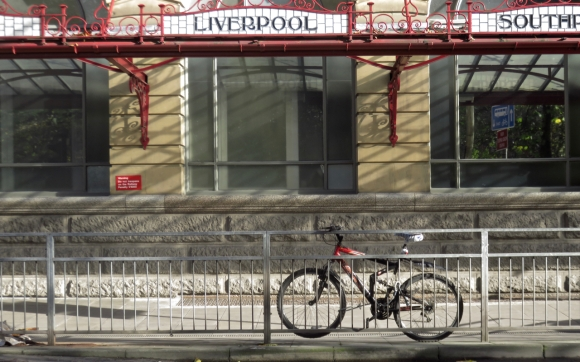 Victoria bike, 6/11/17