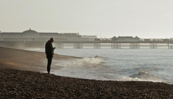 Brighton beach, 17/12/17