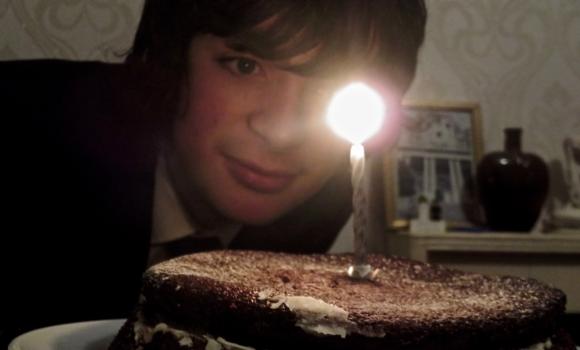 Joe and cake, 14/12/17