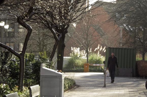 January campus, 8/1/18
