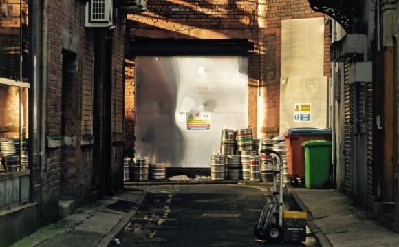 Beer barrel alley, 20/2/18