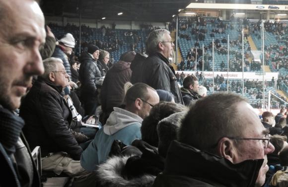 Leeds fans, 18/2/18